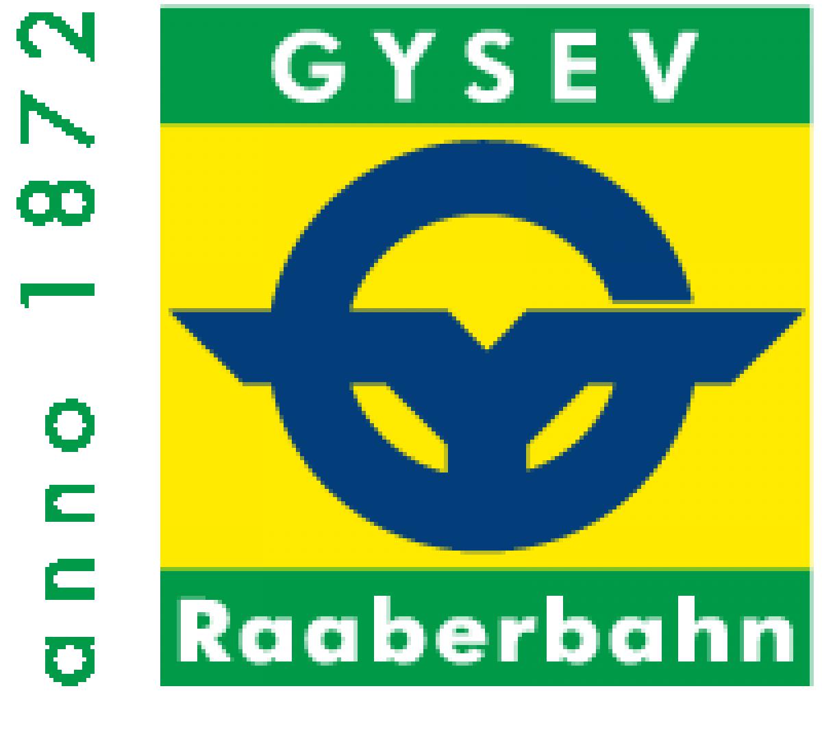 GYSEV Zrt. logo