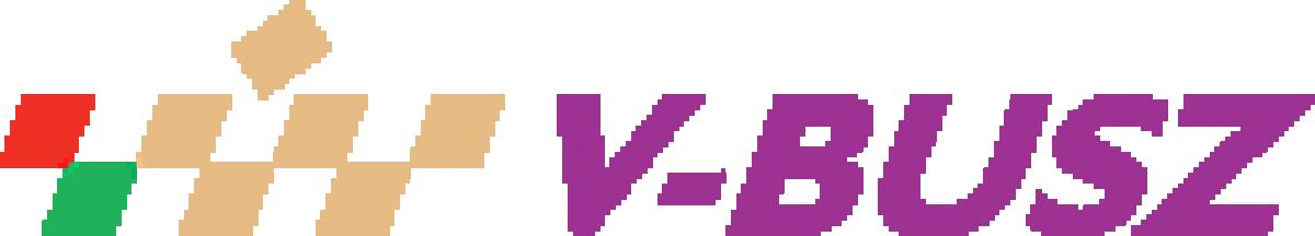 V-Busz logo